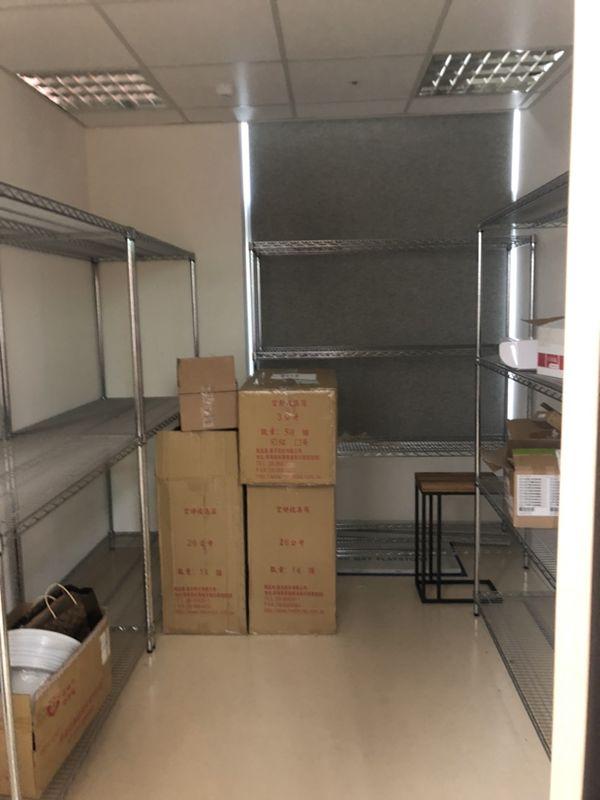 台北搬家案例.台北醫學大學庫房整理文件資料搬運6