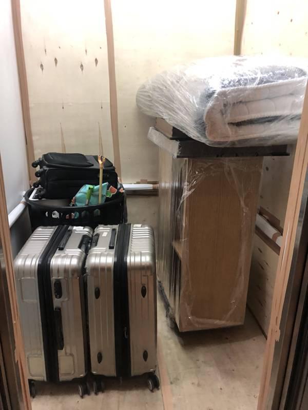 新竹市搬家案例.新竹市社區內家俱物品搬運移動3