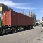 拆兩個貨櫃與搬運-協助客戶進行外國進口特殊家具組裝