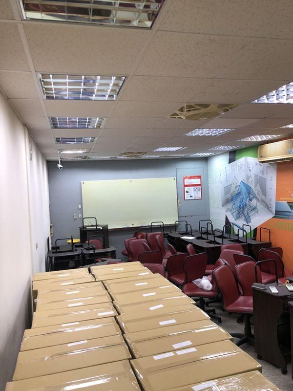 宜蘭市搬家案例.宜蘭巨匠電腦撤點,家俱物件等分別搬運至其他縣市據點6