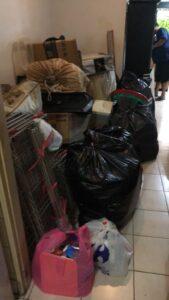 樹林區山佳附近家庭廢棄物處理清運
